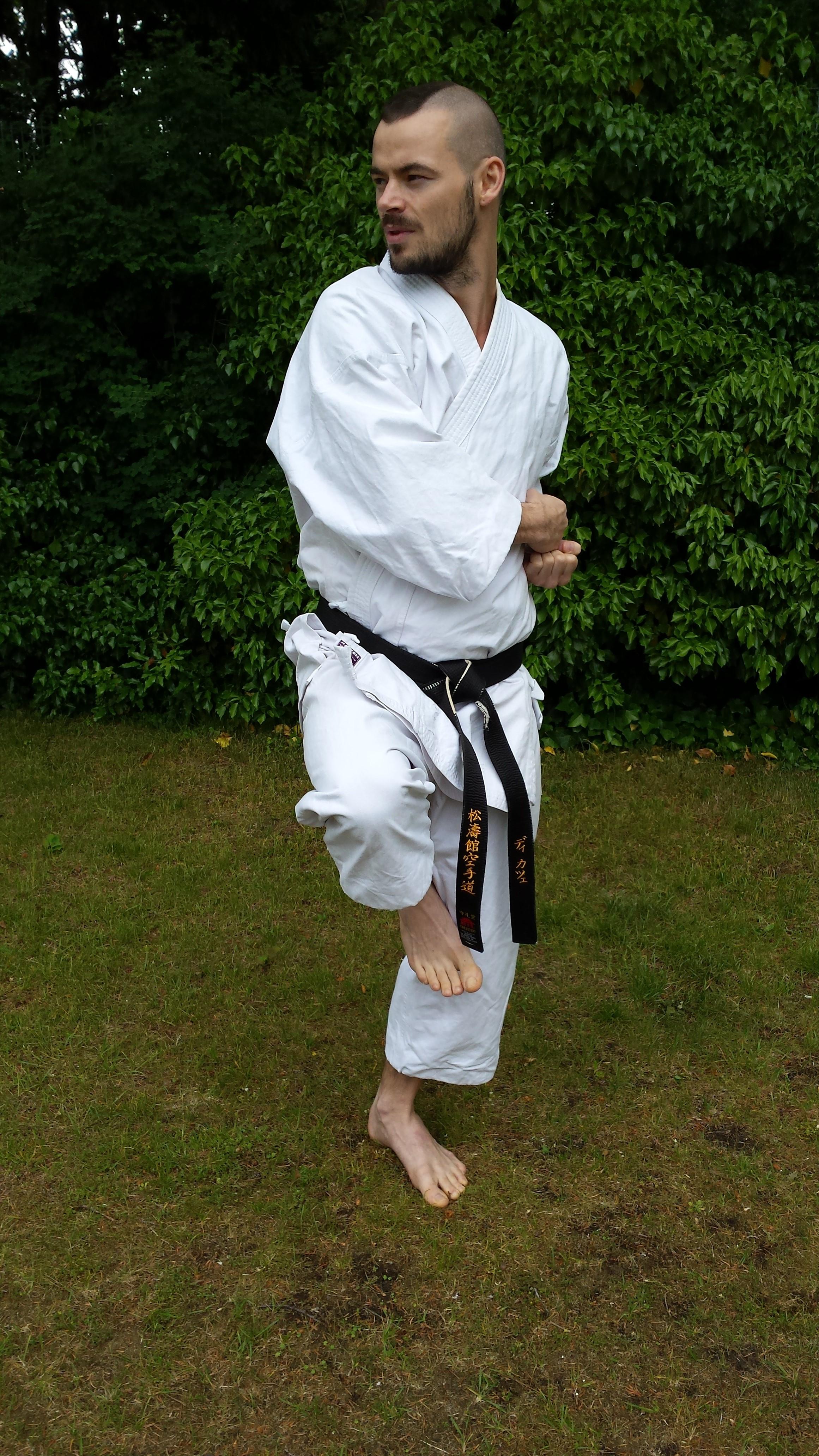 Matze Tanzhafen Karate