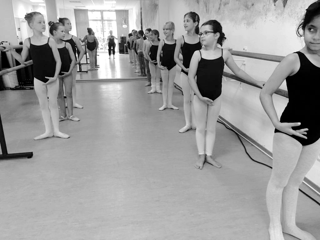 Ausbau des Ballettangebotes