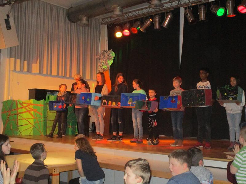 Kinder Kultur Akademie, Tanzhafen Bremen